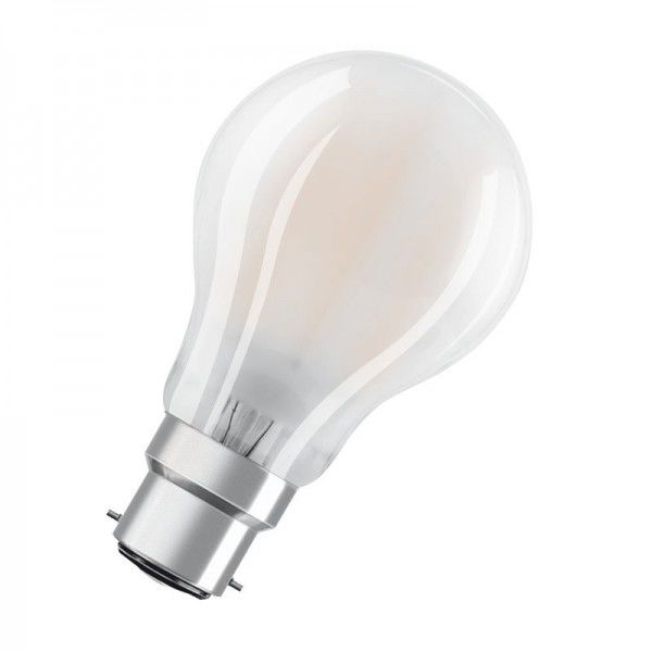 Osram/LEDVANCE LED Superstar Classic A Filament 8,5W 2700K warmweiß 1055 B22d matt dimmbar