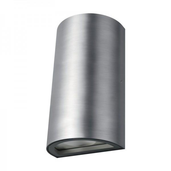 Osram/LEDVANCE LED Endura Style Up and Down 11,5W 3000K warmweiß 700lm IP44 Aluminium