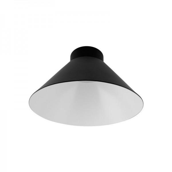 Osram/LEDVANCE Vintage 1906 Pendulum Cone Black and White Lampenschirm max60W IP20 Schwarz/Weiß