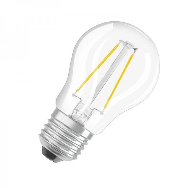 Osram/LEDVANCE LED Filament Superstar Classic P 4,5W 2700K warmweiß 470lm klar E27 dimmbar