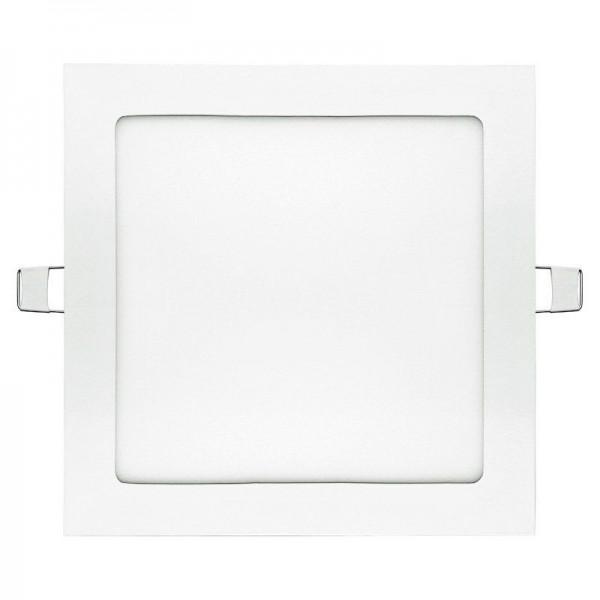 Modee LED Einbauleuchte quadratisch 24W 2700K warmweiß 1650lm