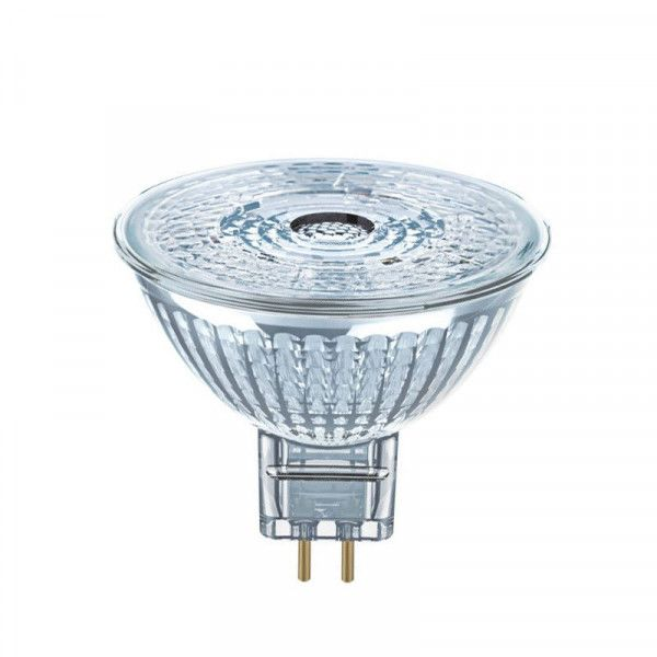 Osram/LEDVANCE LED Superstar MR16 5W 4000K kaltweiß 350lm Klar GU5.3 dimmbar
