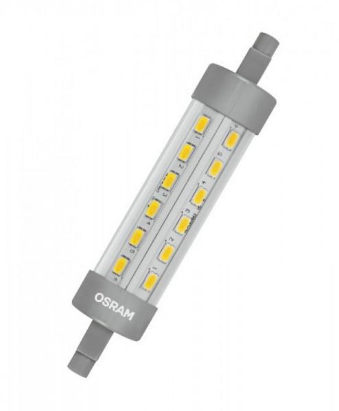 Osram/LEDVANCE LED Starline 9W 2700K warmweiß 1055lm klar R7s nicht dimmbar