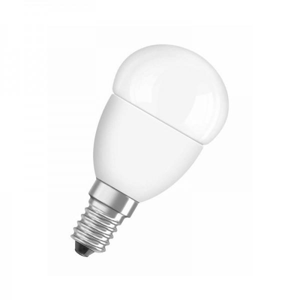 Osram/LEDVANCE LED Superstar Classic P 6W 2700K warmweiß 470lm matt E14 dimmbar