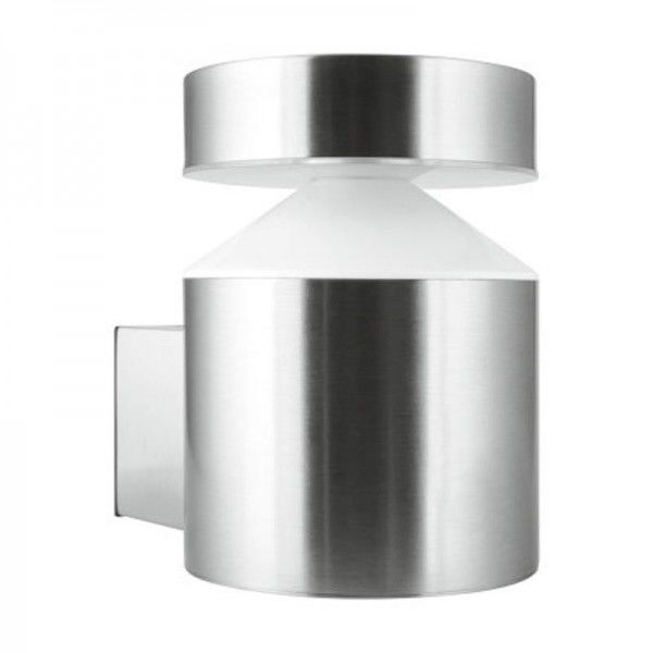 Osram/LEDVANCE LED Pole Outdoor Facade 6W 3000K warmweiß 360lm IP44 Steel
