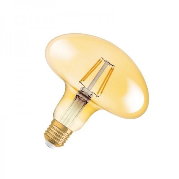 Osram/LEDVANCE LED Filament Vintage Pilz 4,5W 2500K warmweiß 470lm klar E27 nicht dimmbar