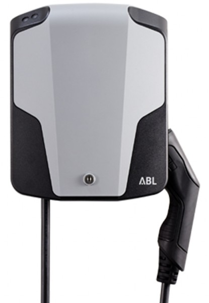 ABL SURSUM eMH1 22KW Wallbox mit Ladekabel Typ2 6,35m - 1W2201 - KFW förderfähig