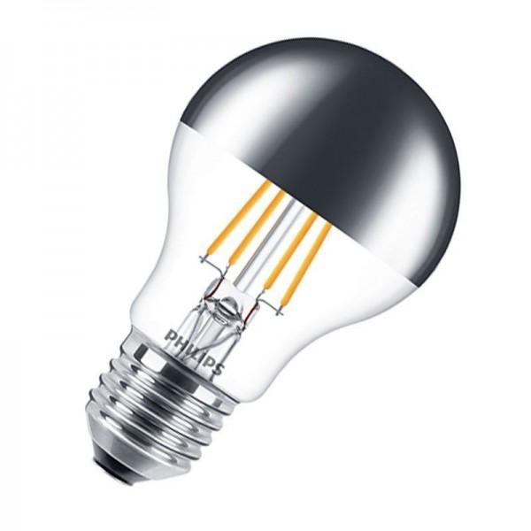 Philips LED Kolbenlampe Classic 7,5W 2700K warmweiß 610lm E27 dimmbar
