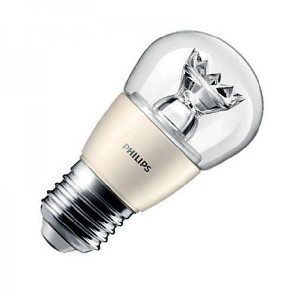 Philips LED P45 4W 2700K warmweiß 250lm E27 klar nicht dimmbar