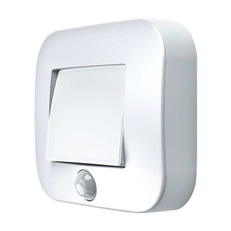OsramLEDVANCE LED Nightlux Hall 0,25W 4000K kaltweiß 14lm IP54 Weiß