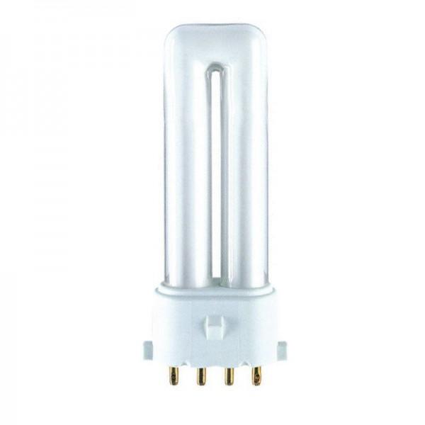 Osram/LEDVANCE Dulux S/E 9W 3000K warmweiß 600lm 2G7 4 Pin