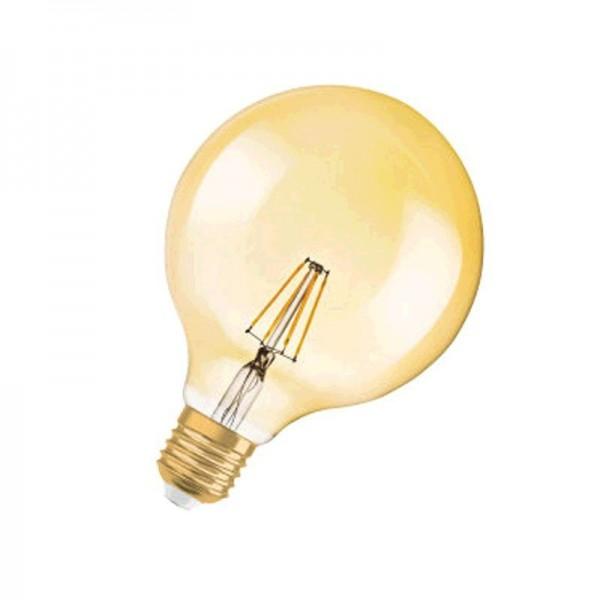 Osram/LEDVANCE LED Filament Vintage Globe 4W 2400K warmweiß 380lm klar E27 nicht dimmbar