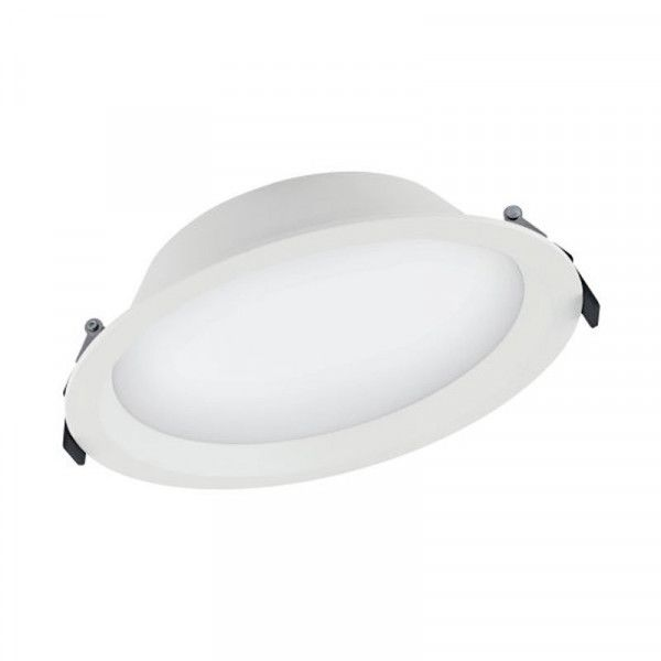 Ledvance LED Downlight Alu 25W 3000K warmweiß 2250lm IP44