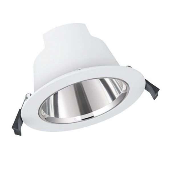 Osram/LEDVANCE LED DL Comfort D130 13W 3000/4000/5700K tunable white 1030/1210/1110lm IP54 Weiß