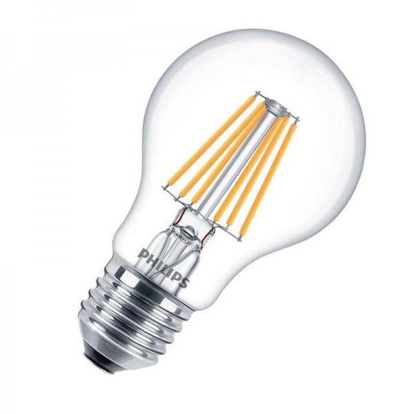Philips LEDbulb Classic Filament 5,5W 2700K warmweiß 470lm E27 dimmbar