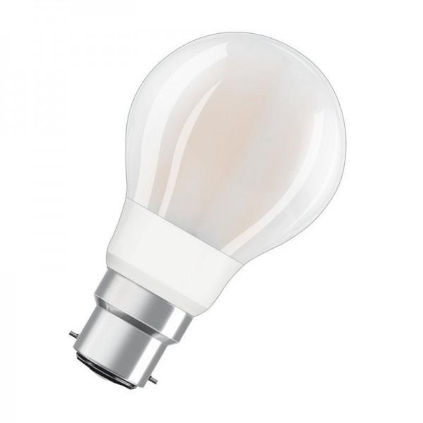 Osram/LEDVANCE LED Superstar Classic A Filament 12W 2700K warmweiß 1521 B22d matt dimmbar