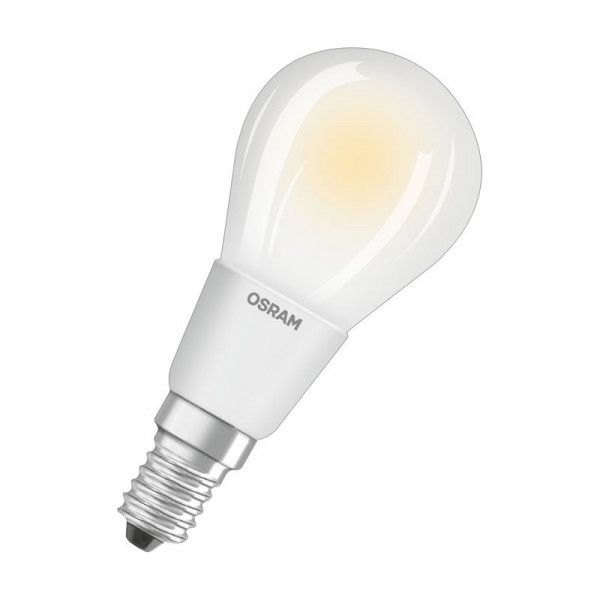 Osram/LEDVANCE LED Superstar 3,5W 2700K warmweiß 350lm Matt G9 dimmbar