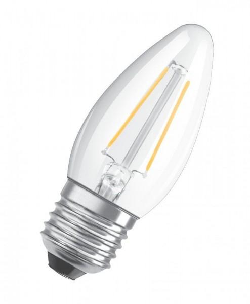 Osram/LEDVANCE LED Superstar Classic B Filament 5W 2700K warmweiß 470 E27 klar dimmbar