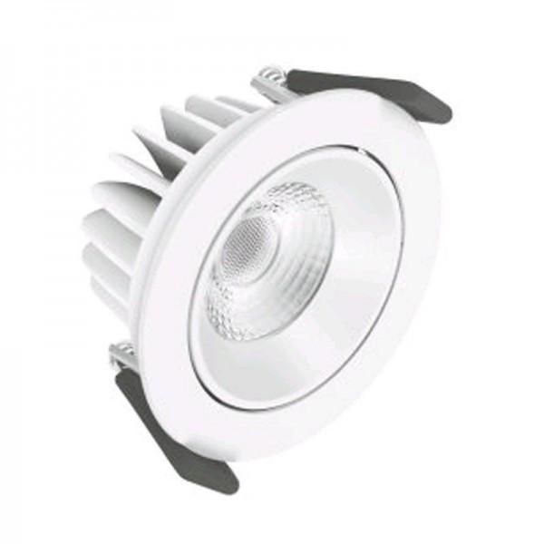Ledvance LED Einbauleuchte Spot Adjust 8W 3000K warmweiß 660lm IP20