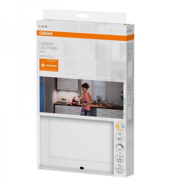 Osram/LEDVANCE LED Cabinet Panel 14W 3000K warmweiß 900lm dimmbar