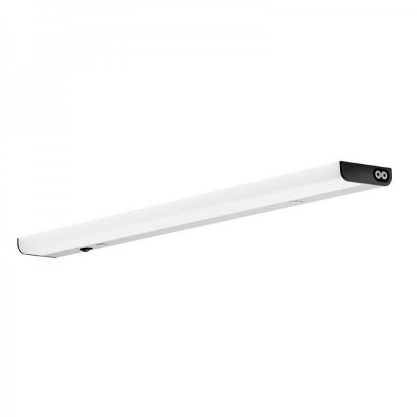 Osram/LEDVANCE LED Flat Sensor 12W 4000K kaltweiß 840lm Aluminium