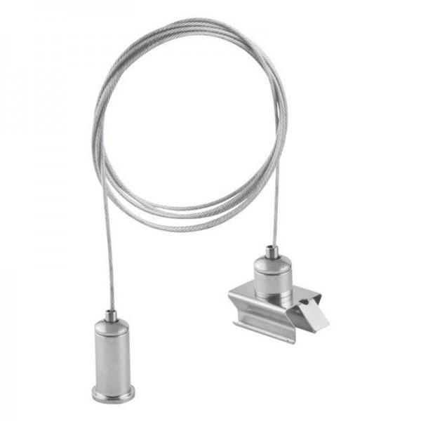 Osram/LEDVANCE Zubehör Abhängung TruSys Suspension Kit 3000 Aluminium