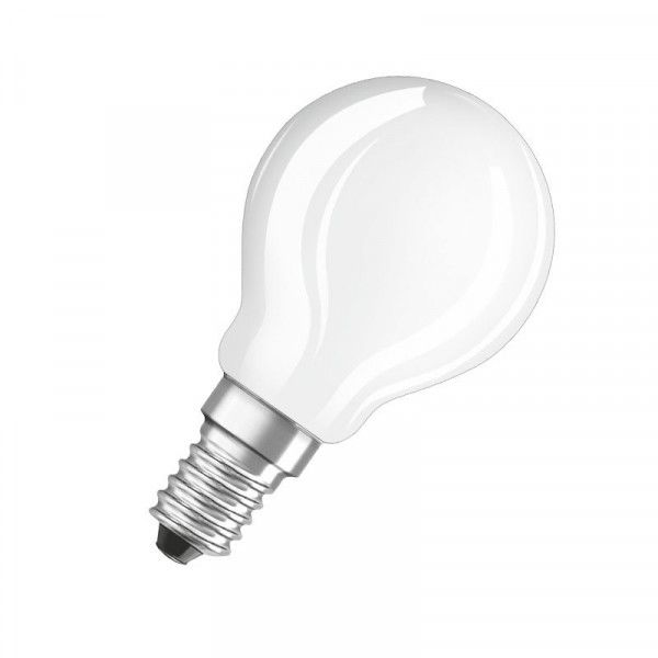 Osram/LEDVANCE LED Filament Superstar Classic P 2,5W 2700K warmweiß 250lm matt E14 dimmbar