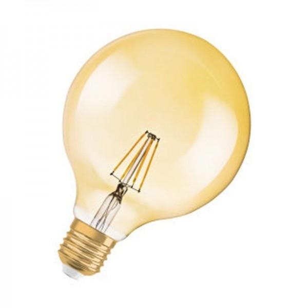 Osram/LEDVANCE LED Filament Vintage Globe 2,8W 2400K warmweiß 200lm Matt E27 nicht dimmbar