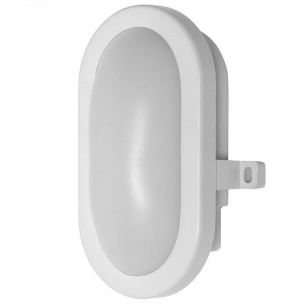 Osram/LEDVANCE LED Bulkhead 5,5W 4000K kaltweiß 450lm IP54 Weiß