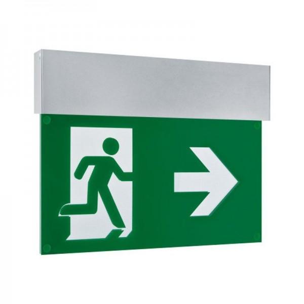 Ledvance LED Anbauleuchte Emergency/ Fluchtweg Sign HB 3,9W 6500K tageslichtweiß IP40