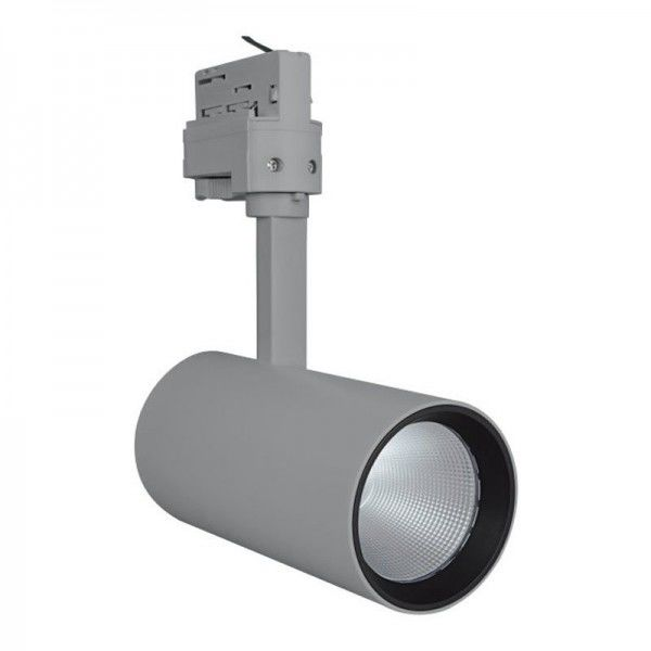 Osram/LEDVANCE LED Track Spot 25W 3000K warmweiß 1750lm IP20 Grau