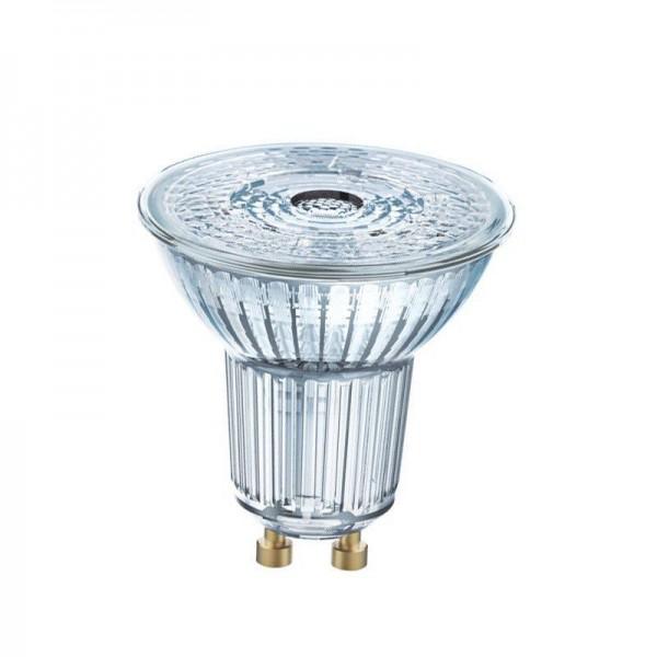 Osram/LEDVANCE LED Superstar PAR16 4,5W 2700K warmweiß 230lm Klar GU10 dimmbar