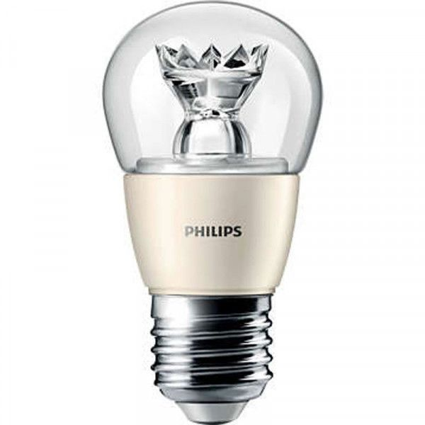 Philips LED Master LEDLuster D P45 4W 2700K warmweiß 250lm E27 klar dimmbar