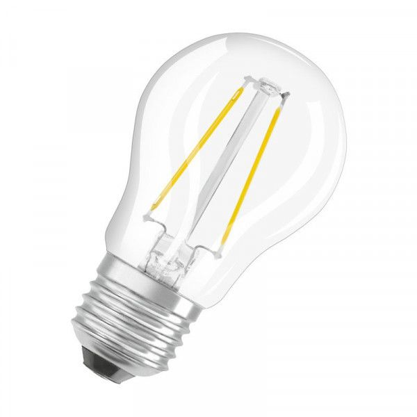 Osram/LEDVANCE LED Filament Superstar Classic P 3,3W 2700K warmweiß 250lm matt E27 dimmbar