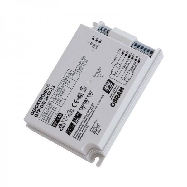 Osram/LEDVANCE QTP-D/E 2x10-13W 220-240V