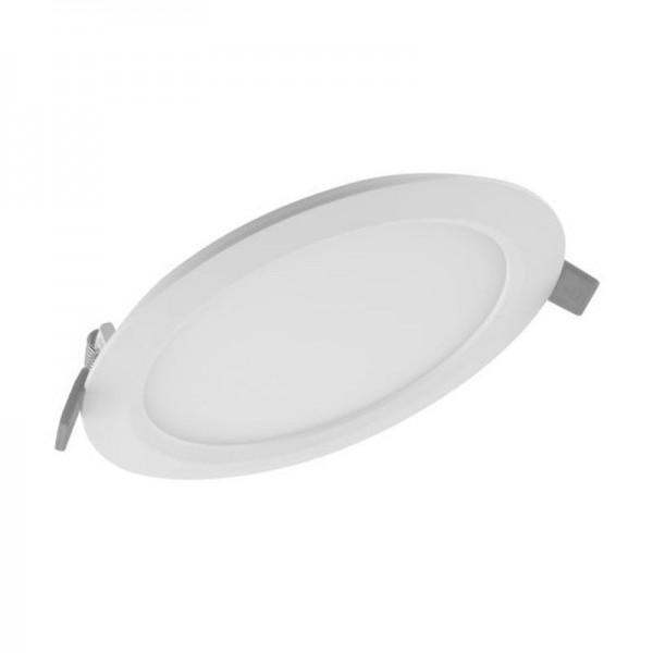 Osram/LEDVANCE LED DL Slim Round/Rund D155 12W 3000K warmweiß 1020lm IP20 Weiß