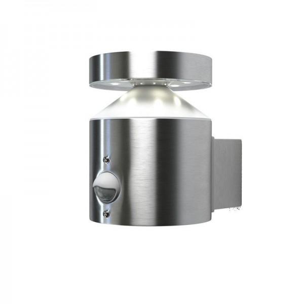 Osram/LEDVANCE LED Außenleuchte Endura Style Zylinder Sensor 6W 3000K warmweiß 360lm IP44