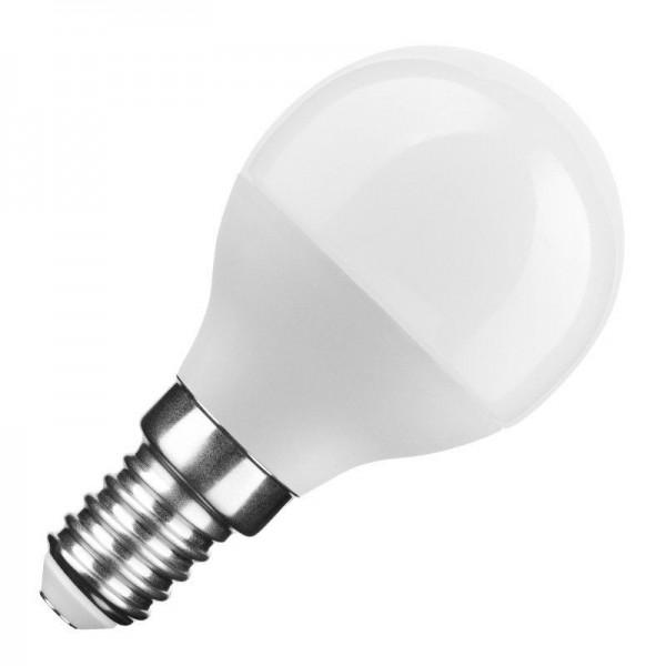 Modee LED Globe Mini Globelampe G45 7W 4000K neutralweiß 470lm E14 matt nicht dimmbar