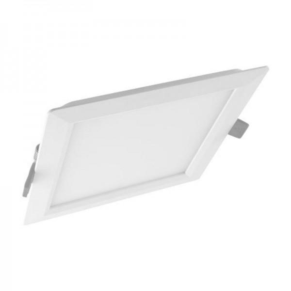 Osram/LEDVANCE LED DL Slim Square/Eckig D210 18W 3000K warmweiß 1530lm IP20 Weiß