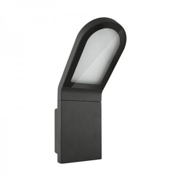 Osram/LEDVANCE LED Edge Outdoor Facade 12W 3000K warmweiß 740lm IP54 Grau