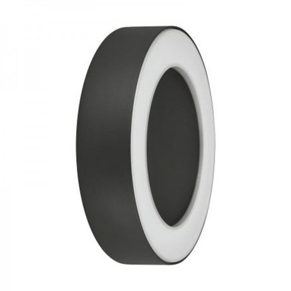 Osram/LEDVANCE LED Surface Round Outdoor 13W 3000K warmweiß 480lm IP54 Grau