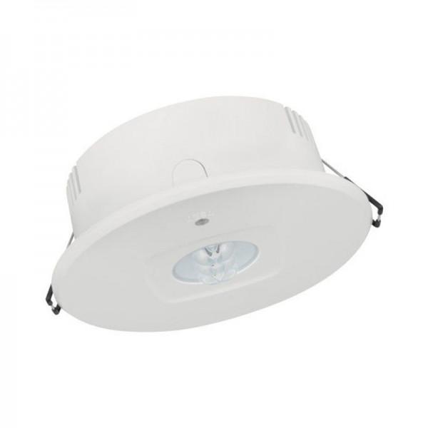 Osram/LEDVANCE LED Emergency DL DN120 HO Automatic Escape 3 4W 6500K tageslichtweiß 335lm IP43 Weiß