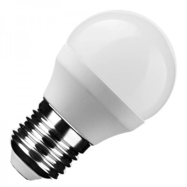 Modee LED Globe Mini Globelampe G45 6W 6000K tageslichtweiß 470lm E27 matt nicht dimmbar