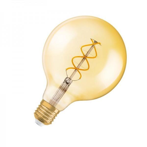 Osram/LEDVANCE LED Filament Vintage Globe 5W 2000K warmweiß 250lm klar E27 nicht dimmbar