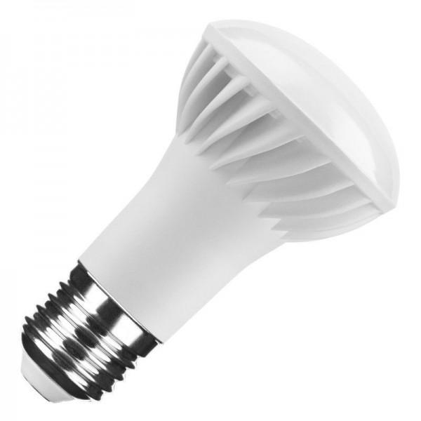 Modee LED Reflektorform Reflektorlampe R63 7W 6000K tageslichtweiß 500lm E27 matt nicht dimmbar