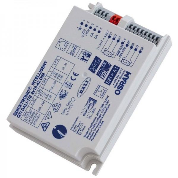 Osram/LEDVANCE QTI 2x18W 220-240V