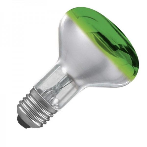 Osram/LEDVANCE Concentra R80 60W 230V Grün/ Green E27 nicht dimmbar