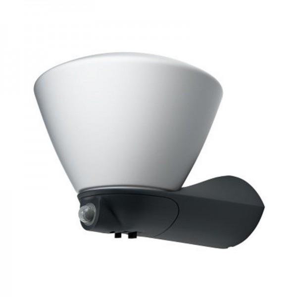 Osram/LEDVANCE LED Außenleuchte Endura Style Lantern Bowl Sensor 7W 3000K warmweiß 400lm IP44