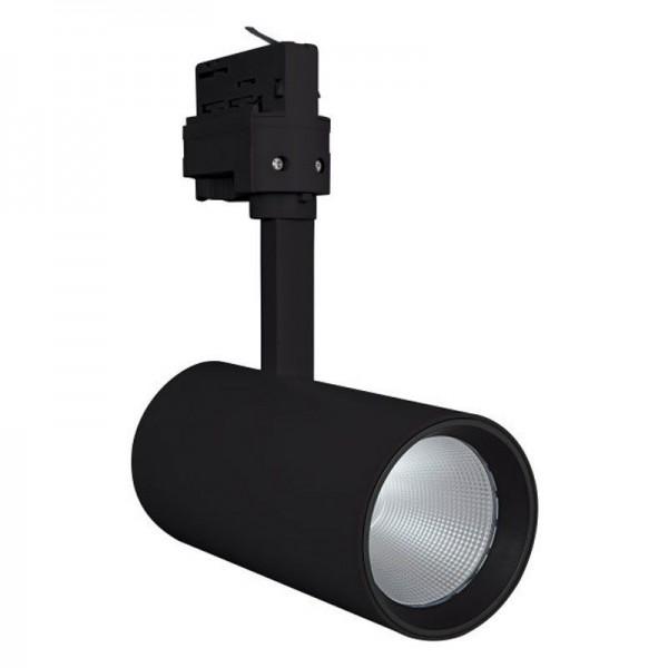 Osram/LEDVANCE LED Track Spot 25W 3000K warmweiß 1750lm IP20 Schwarz